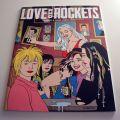 Hernandez: Love and Rockets #1 vol 4 (käytetty)