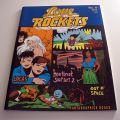 Hernandez: Love and Rockets #4 vol 1 (käytetty)