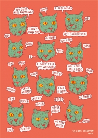 Poster: Catnippin'