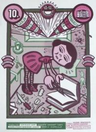 Poster: Sarjakuvafestivaalit