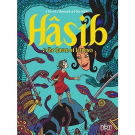 David B: HASIB & the Queen of Serpents