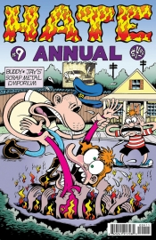 Peter Bagge: Hate annual 9