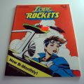Hernandez: Love and Rockets #5 vol 1 (käytetty)
