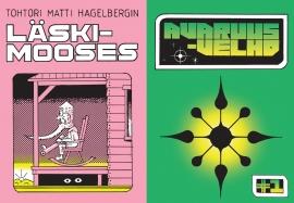 Matti Hagelberg: Avaruusvelho 1 / Marsin mesimailla