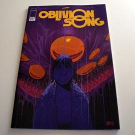 Kirkman & Lorenzo De Felici: Oblivion song  10 (käytetty)
