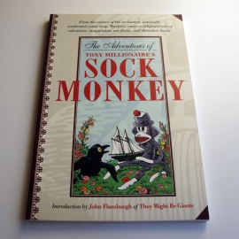The Adventures of Sock Monkey (käytetty)