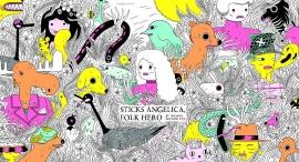 Michael DeForge: Sticks Angelica, Folk Hero